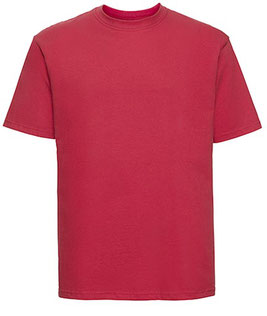 T-Shirt Druck Silver Label T-Shirt Russell