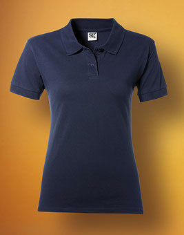 Ladies' Cotton Polo SG50F bedrucken