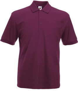 Heavyweight 65:35 Polo Fruit of the loom