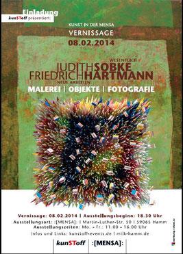 Flyer: Design by  (c) Arno Weber