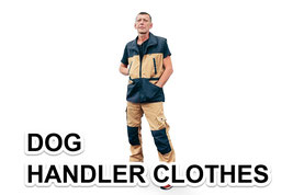 Dog Handler Clouthes