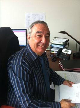 Michel Faure, Proviseur du Lycée Maryse Bastié