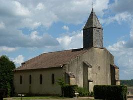 Church of Mascaraàs-Haron (Vic-Bilh)