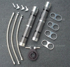 Dual Wimmer Oil Cooler Kit (without Sending Unit Adapters) 575 US Dollar