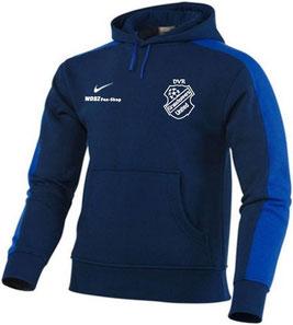 Nike-Kapuzensweatshirts in blau