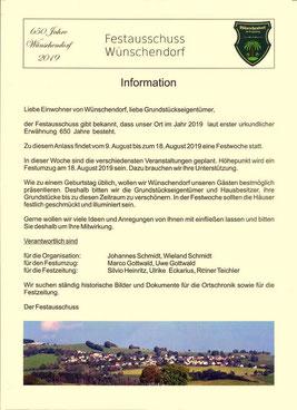 Bild: Teichler Wünschendorf Erzgebirge 650