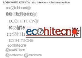 logo aziendale ecohitecno