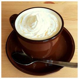 ウィンナ・コーヒー ¥500