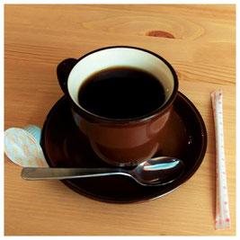 ホットコーヒー ¥380