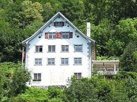 Kublihaus in Quinten