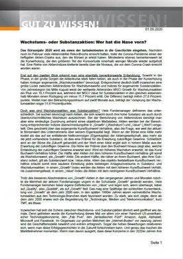 Monatlicher Newsletter bei MAYERCONSULT - Ihr freier Finanz- und Versicherungsmakler in Aalen
