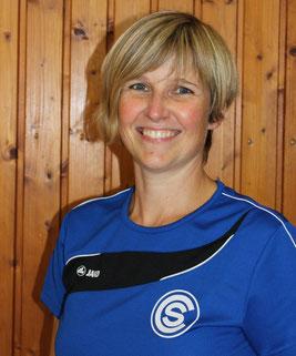 Fitness-Trainerin Nadja Bär