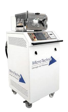 Conception d'une machine spéciale par le bureau d'étude de MicroTechnic