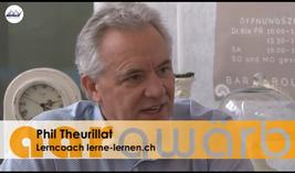 TV-Interview: Lerncoaching mit Jugendlichen
