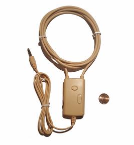 Audio input microphone