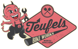 Teufels Bike Works Logo