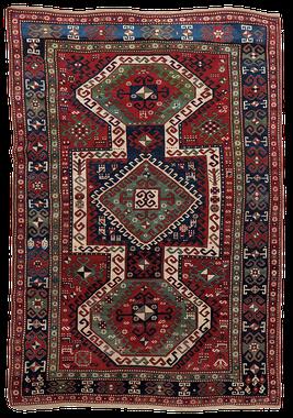 Antik Caucasus rug, Kazak rug. Kaukasischer antik Teppich. Sewan Teppich. Sewan Rug. Nomade Kelim und Teppiche Zürich. Online shop www.kilimmesoftly.ch