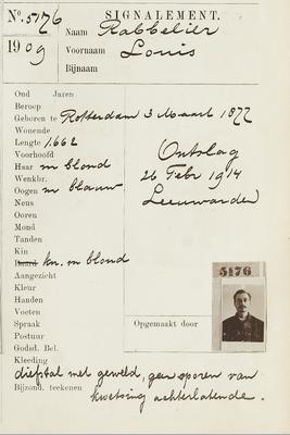 Signalementregister 1880-1917