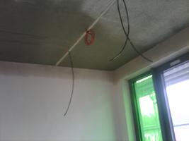 feuchte Decke wegen fehlender Dachdämmung