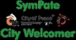 Freiwilligen-Zentrum Augsburg - Logo SymPaten - City Welcomers 2011