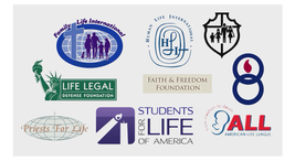 Logo pack of some of Real Estate for Life Beneficiaries