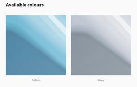 Glasfarbe