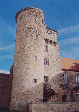 Tour de la Maison Dieu de Montmorillon