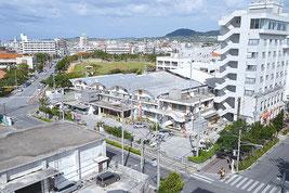29日に新庁舎の位置を問う住民投票が行われる=21日、竹富町役場