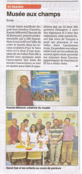 Le Petit Journal 29/8/20012