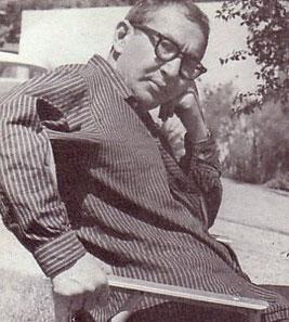 Irving Block, Maler, matte painter und Spezialeffekte-Künstler, ca. 1957