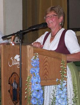 Astrid Leitner verabschiedet sich als Vorsitzende