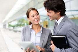 Nous conseillons votre entreprise pour la certification ISO 9001.