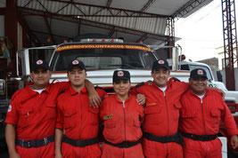 Amigos bomberos