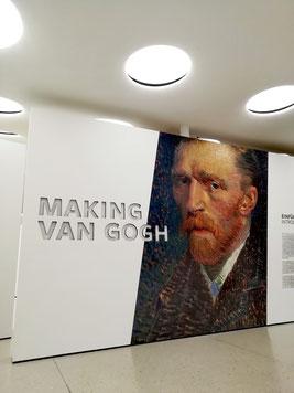 autoportrait Van Gogh expo musée Städel