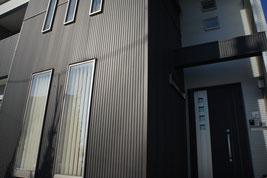 長岡店です。外観になります!ほっともっと長岡荻野店さんから来られますとわかりやすいですよ。