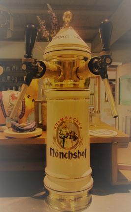 Weltgröße Brauereidichte  dazu gehört auch die fränkische Brauerei Mönchshof in Kulmbach.- Bierwegtouren,Brauereibesuche.