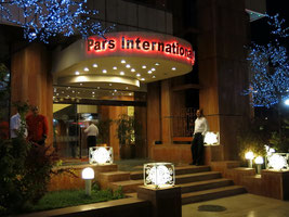 Hotel Pars International, Shiraz
