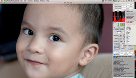 RPP is a free Raw Photo Processor
