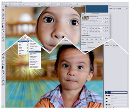 Pixelitor is a very nice and well made light Photoshop alike