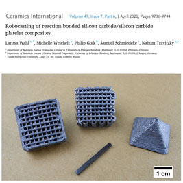 3d printed ceramic mesh