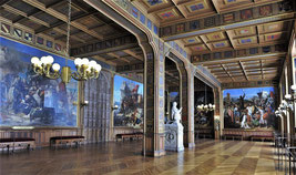 Salles des Croisades - Château de Versailles.