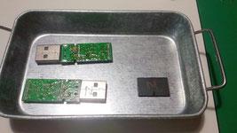 ICチップ・メモリーチップ交換しデータ復旧いたします。
