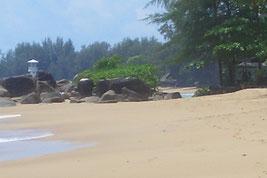 Strand am Wanaburee Resort