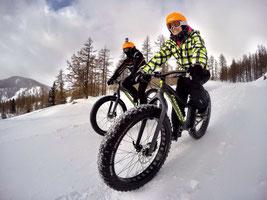 Alpine Fatbike Türlwand Freeride