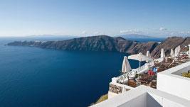 Bilder von Santorini