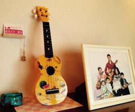 森ギター教室の玄間夏仕様