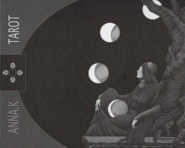 Le tarot d'Anna K. - Anna K. Tarot - Boîte