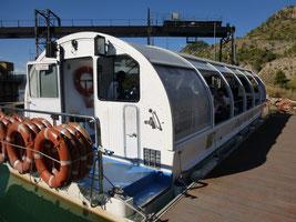 Crucero fluvial Cofrentes - Cortes de Pallás