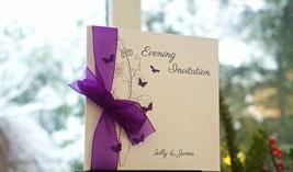 Hochzeit, Einladung, Papeterie