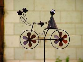 Aktivferien mit dem Fahrrad quer durch Frankreich